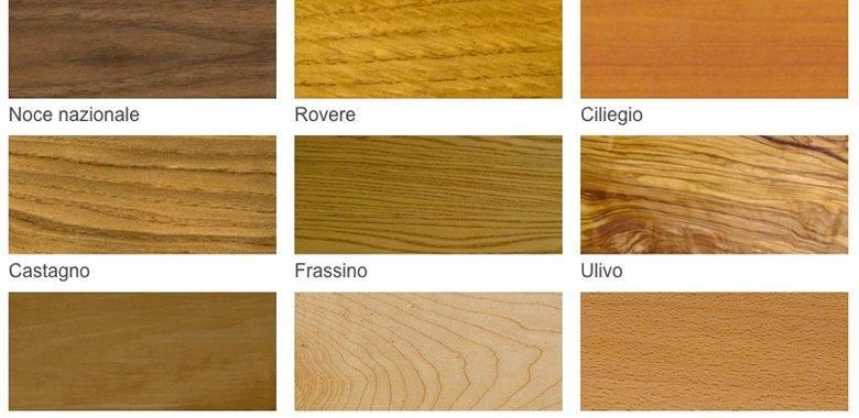 Essenze del legno | Zega Legnami