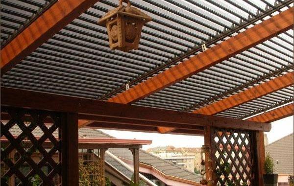Vendita e realizzazione coperture in legno  Zega Legnami  Roma