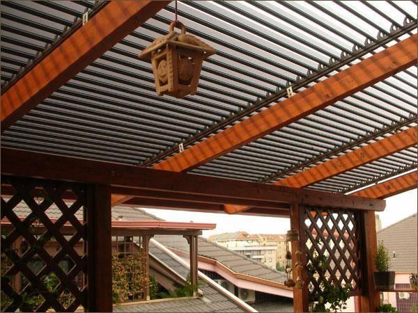 Awesome Coperture Terrazzi Apribili Images - Idee per la casa ...