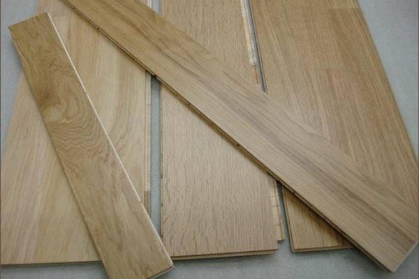 pavimento legno massiccio